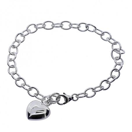 Armband med hjärta 1-40-0011  Hem 595,00kr