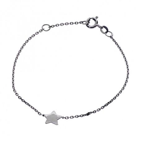 Armband med stjärna 1-40-0017  Hem 499,00kr