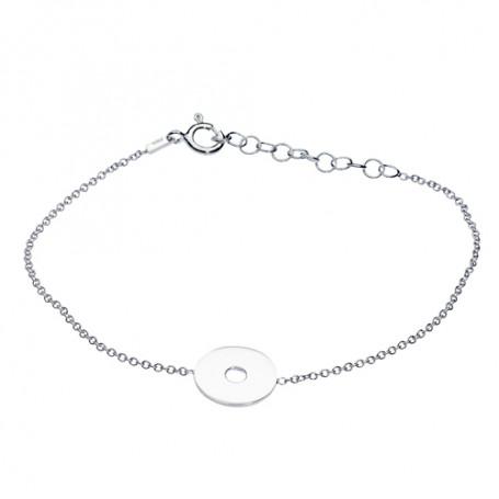 Armband med cirkel 1-40-0021  Hem 199,00kr