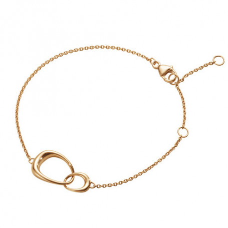 Georg Jensen Offspring bracelet roséguld 10012367 Georg Jensen Hem 8,500.00