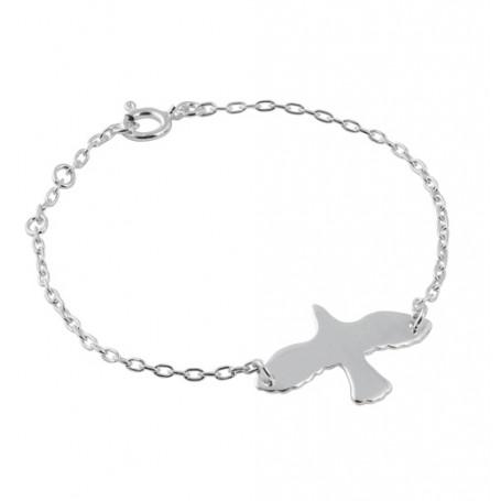 Silver Dove bracelet Emma Israelsson 003a Emma Israelsson Hem 1,395.00