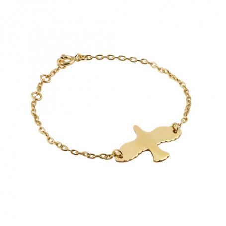 Golden Dove bracelet Emma Israelsson 003b Emma Israelsson Hem 1,395.00