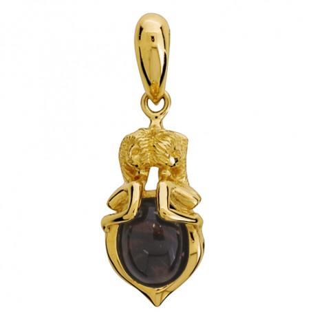 Emmahänge liten 18K guld porfyr ZEHLporfyr_18k Zorn Jewellery Hem 9,995.00