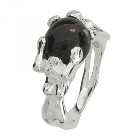 Zornring mellan silver porfyr ZZRMporfyr Zorn Jewellery Zornring 1,590.00
