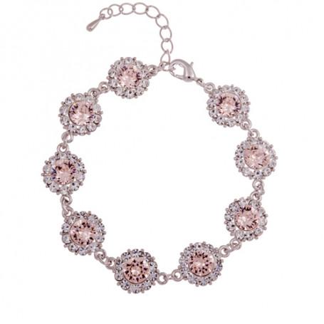 Sofia bracelet silk silver Lily and Rose 50432 Lily and Rose Hem 995,00kr