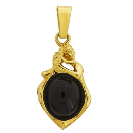 Zornhänge stor 18K svart ZZHSsvart_18K Zorn Jewellery Hem 11,995.00