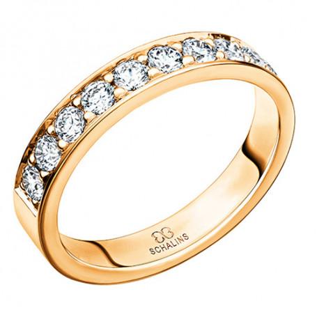14K 237-3,56.10 Förlovningsring Vigselring  14K 237-3,56.10 Schalins Schalins ringar 14,573.00