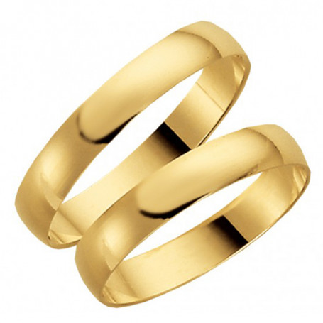 14K1007-3,5 Förlovningsring Vigselring  14K1007-3,5 Schalins Schalins ringar 1,249.00