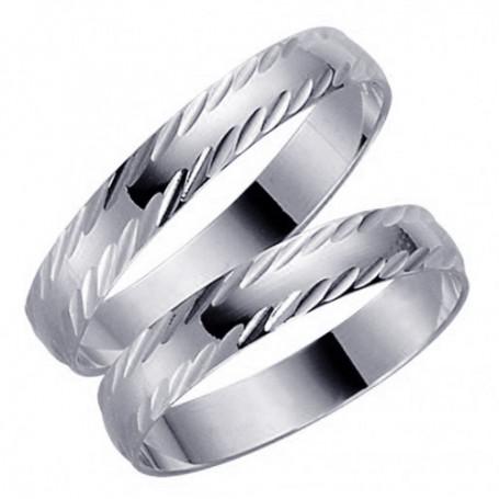 14K1008-3,5VG Förlovningsring Vigselring  14K1008-3,5VG Schalins Schalins ringar 1,778.00