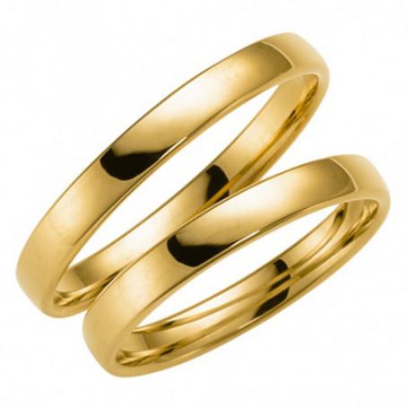 14K210-3 Förlovningsring Vigselring 14K210-3 Schalins Schalins ringar 2,308.00