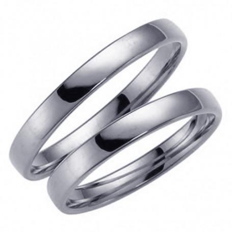 14K210-3VG Förlovningsring Vigselring  14K210-3VG Schalins Schalins ringar 2,913.00