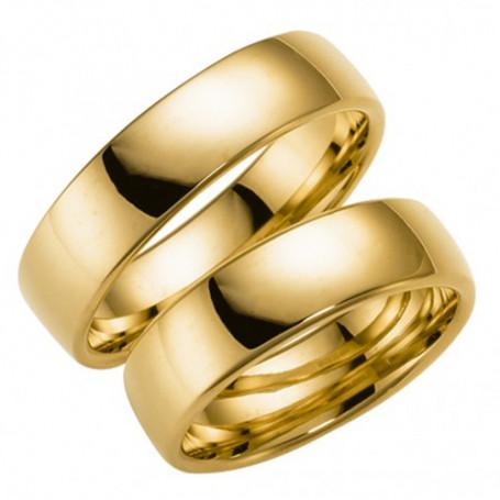 14K210-6 Förlovningsring Vigselring 14K210-6 Schalins Schalins ringar 5,375.00