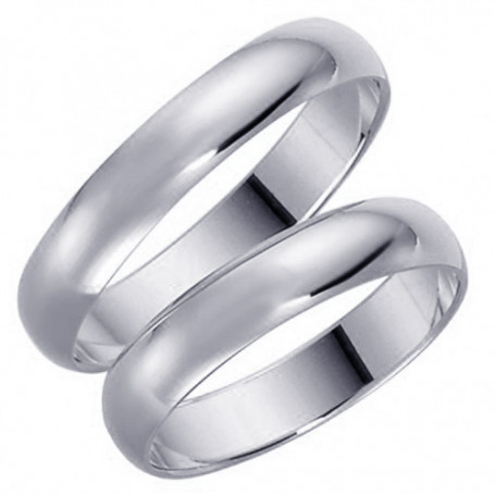14K22-4VG Förlovningsring Vigselring  14K22-4VG Schalins Schalins ringar 2,913.00