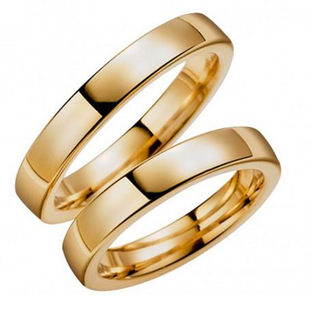 14K230-4 Förlovningsring Vigselring  14K230-4 Schalins Schalins ringar 5,069.00