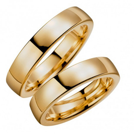 14K230-5 Förlovningsring Vigselring  14K230-5 Schalins Schalins ringar 6,116.00