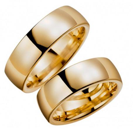 14K230-7 Förlovningsring Vigselring  14K230-7 Schalins Schalins ringar 8,061.00