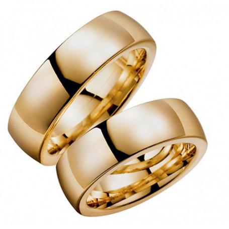 14K233-7 Förlovningsring Vigselring  14K233-7 Schalins Schalins ringar 9,707.00