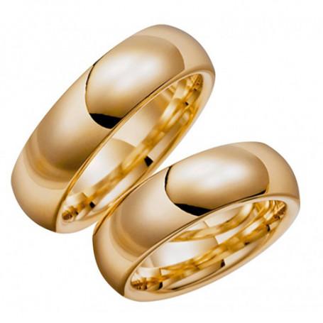 14K234-7 Förlovningsring Vigselring  14K234-7 Schalins Schalins ringar 8,959.00