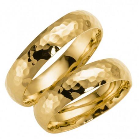 14K250-5 Förlovningsring Vigselring  14K250-5 Schalins Schalins ringar 3,716.00