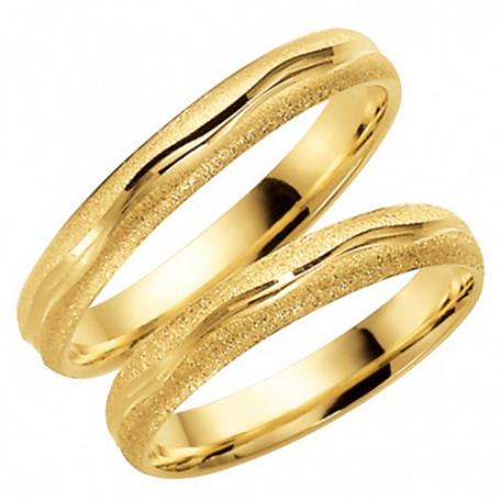 14K286-3,5 Förlovningsring Vigselring  14K286-3,5 Schalins Schalins ringar 2,356.00