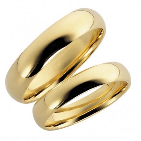 14K82-5 Förlovningsring Vigselring  14K82-5 Schalins Schalins ringar 3,659.00