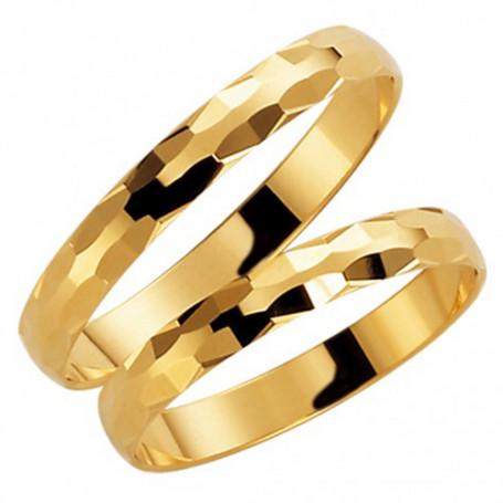14K87-3 Förlovningsring Vigselring  14K87-3 Schalins Schalins ringar 1,252.00