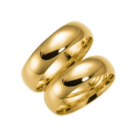 14K92-6 Förlovningsring Vigselring  14K92-6 Schalins Schalins ringar 4,357.00