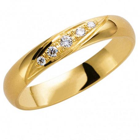 203-3,5 9.5 Förlovningsring Vigselring 203-3,5 9.5 Schalins Schalins ringar 5,430.00