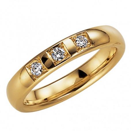 220-45.3 Förlovningsring Vigselring  220-45.3 Schalins Schalins ringar 8,580.00