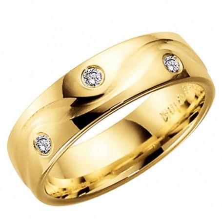 285-63.3 Förlovningsring Vigselring  285-63.3 Schalins Schalins ringar 7,944.00