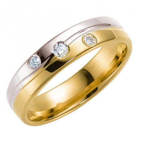 289-59.3  Förlovningsring Vigselring  289-59.3   Schalins Schalins ringar 7,099.00