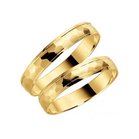 9K1003-3,5 Förlovningsring Vigselring  9K1003-3,5 Schalins Schalins ringar 909,00kr