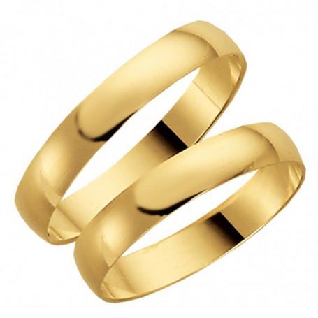 9K1007-3,5 Förlovningsring Vigselring  9K1007-3,5 Schalins Schalins ringar 871,00kr
