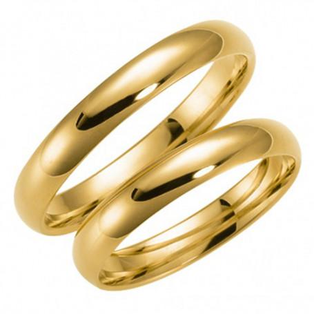 9K203-3,5 Förlovningsring Vigselring  9K203-3,5 Schalins Schalins ringar 1,453.00