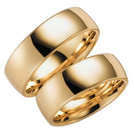 9K210-7 Förlovningsring Vigselring  9K210-7 Schalins Schalins ringar 3,215.00