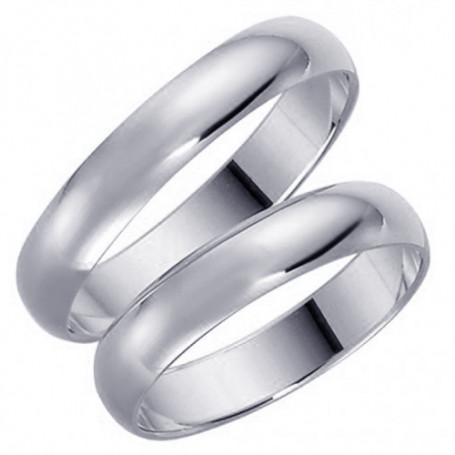 9K22-4VG Förlovningsring Vigselring  9K22-4VG Schalins Schalins ringar 1,816.00