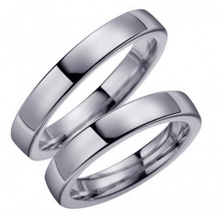 9K230-4VG Förlovningsring Vigselring  9K230-4VG Schalins Schalins ringar 3,995.00