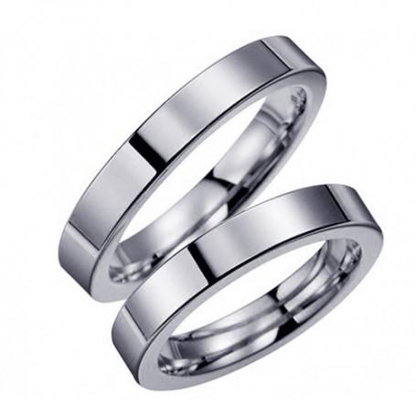 9K231-4VG Förlovningsring Vigselring  9K231-4VG Schalins Schalins ringar 4,143.00