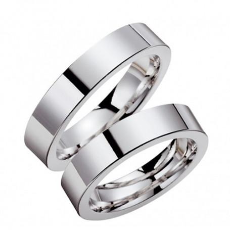 9K231-5VG Förlovningsring Vigselring  9K231-5VG Schalins Schalins ringar 4,960.00