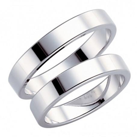 9K235-4VG Förlovningsring Vigselring  9K235-4VG Schalins Schalins ringar 2,706.00