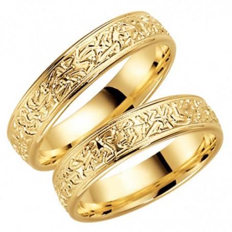 9K270-5 Förlovningsring Vigselring  9K270-5 Schalins Schalins ringar 2,165.00