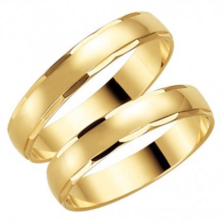 9K28-4 Förlovningsring Vigselring  9K28-4 Schalins Schalins ringar 1,269.00