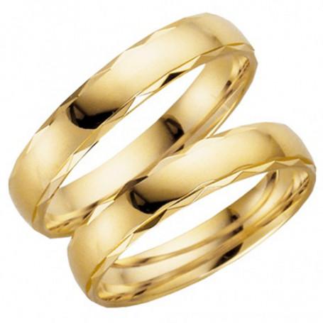 9K62-4 Förlovningsring Vigselring  9K62-4 Schalins Schalins ringar 1,574.00