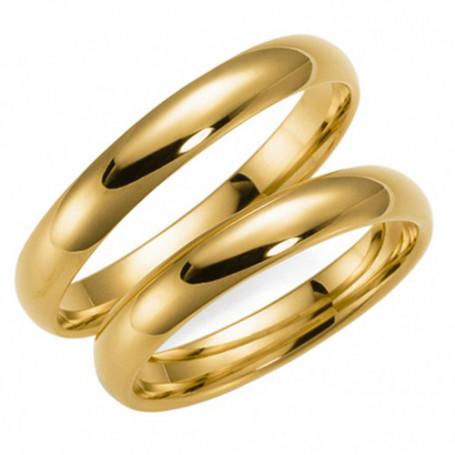 9K74-3,5 Förlovningsring Vigselring  9K74-3,5 Schalins Schalins ringar 1,647.00