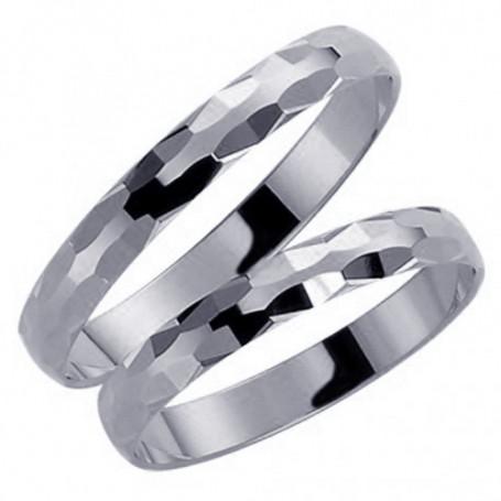 9K87-3VG Förlovningsring Vigselring  9K87-3VG Schalins Schalins ringar 1,148.00