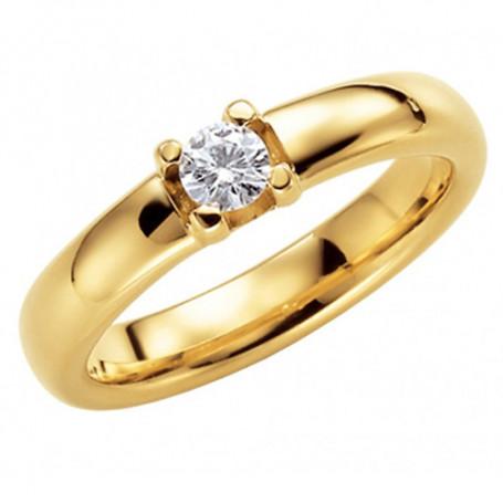 K2 Förlovningsring Vigselring  K2 Schalins Schalins ringar 12,401.00