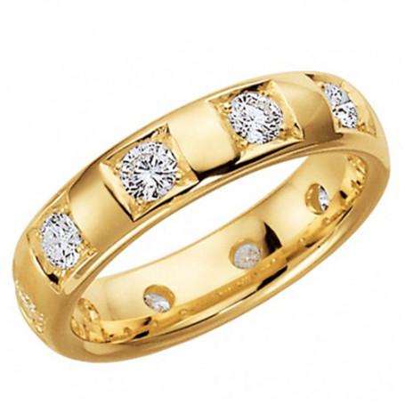 MONTE CARLO Förlovningsring Vigselring  MONTE CARLO Schalins Schalins ringar 25,616.00