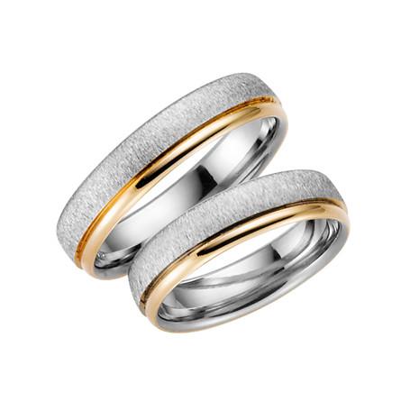 PRAG R/V Förlovningsring Vigselring PRAG  R/V   Schalins Schalins ringar 6,019.00