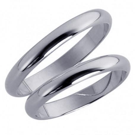 Förlovningsring S92546-3 S92546-3 Schalins Schalins ringar 542,00kr