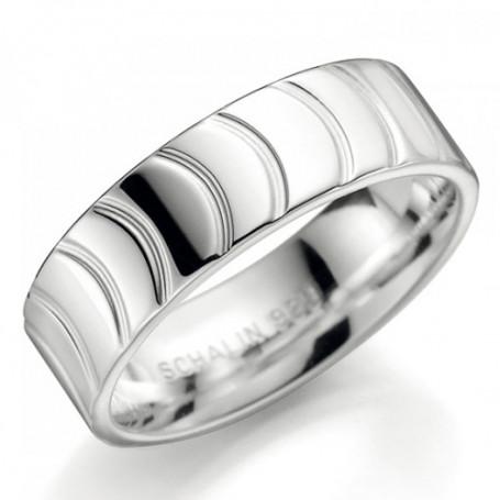 si2022-7 Förlovningsring Vigselring si2022-7 Schalins Schalins ringar 773,00kr